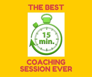 the best 15 minute coaching session ever