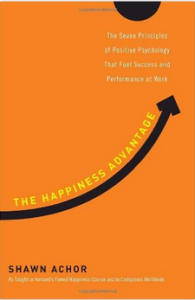 Book Cover Happiness Advantage