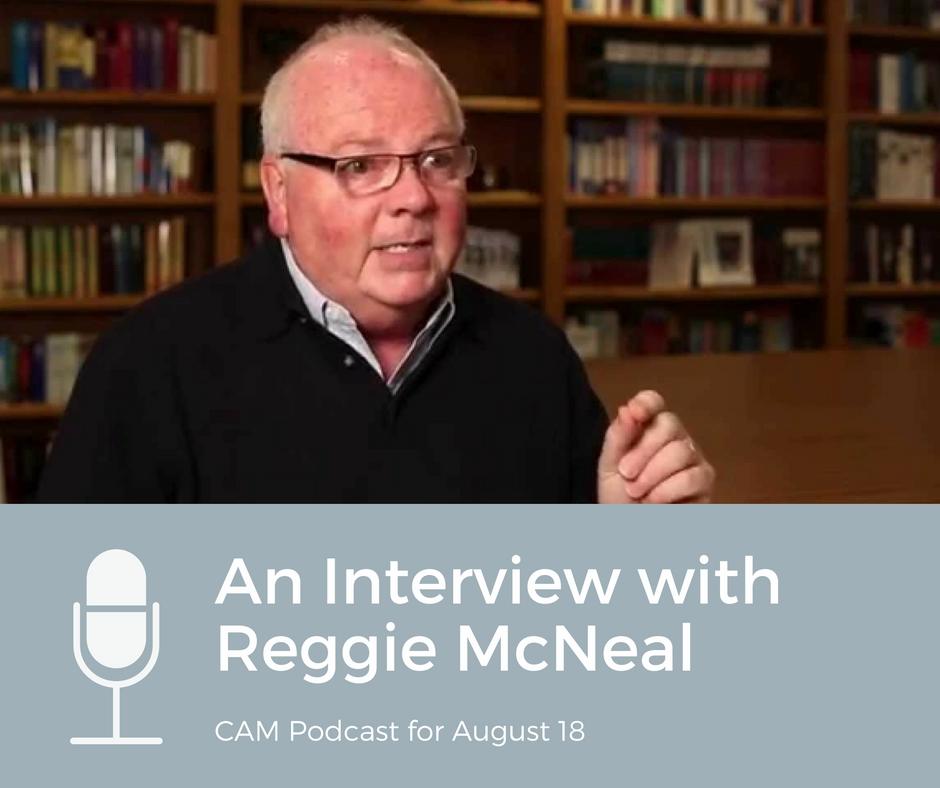 Podcast - Reggie McNeal