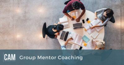CAM Group Mentor Coaching